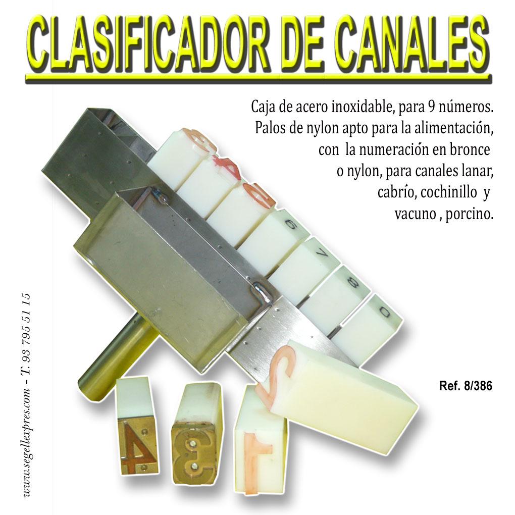 BACK CLASIFICADOR DE CANALES
