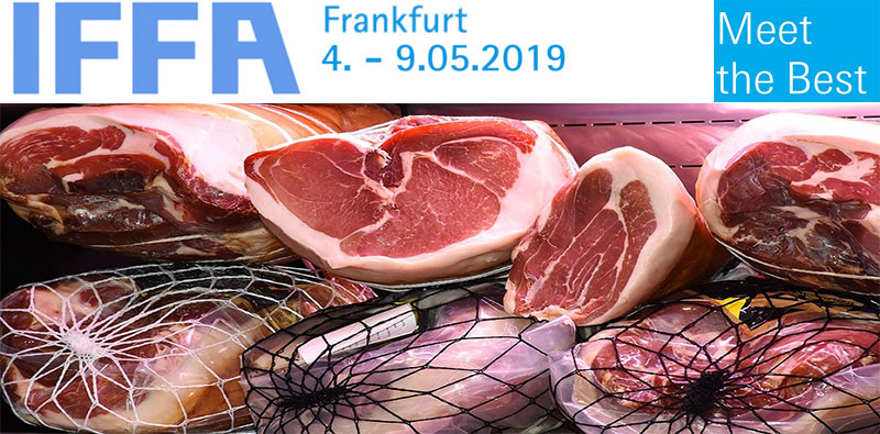 La Feria Alimentaria IFFA 2019 tendrá nuevos pabellones mejorando la experiencia de visitar la feria